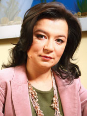 Tetyana<br />GAVRYSH