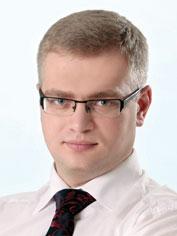 Andriy<br />HRYNCHUK