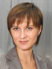 Olga<br />NEVMERZHYTSKA